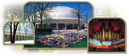 Salt Lake Tabernacle Mormon