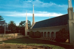 Johannesburg South Africa Mormon Temple