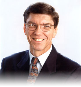 Clayton Christensen, Mormon business guru