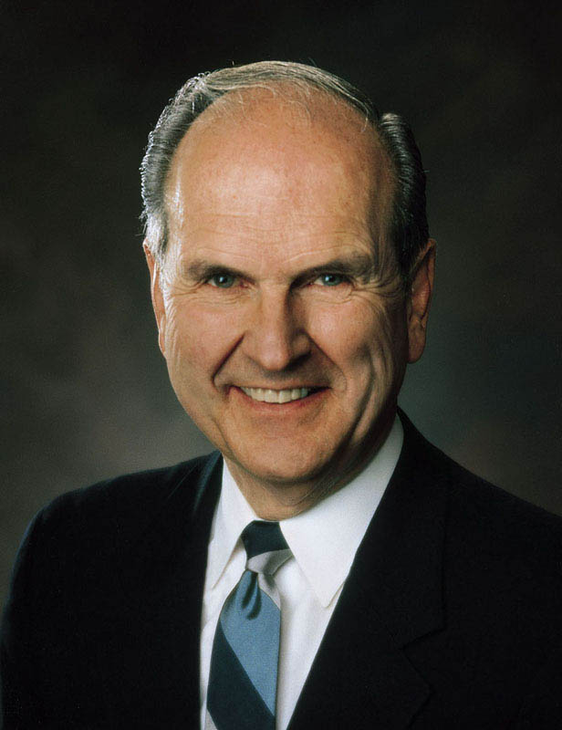 Mormon Apostle Russell M. Nelson