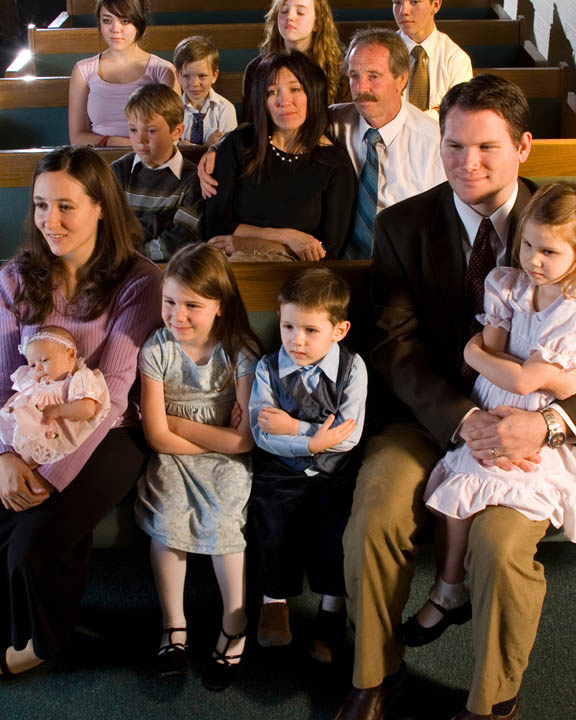 mormon religion net worth
