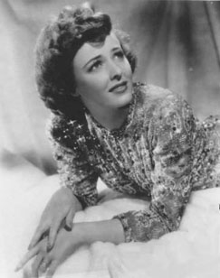 Laraine Day, late Mormon film star