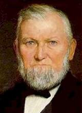 Wilford Woodruff, 1807-1898, the fourth Mormon prophet