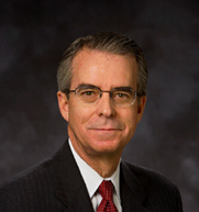 Mormon LDS Business College President J. Lawrence Richards