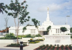 Merida Mexico Mormon Temple