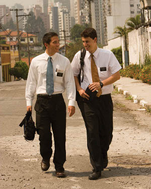 Gay journal experiences mormon missionary Men