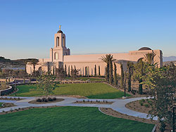 Newport Beach California Mormon Temple