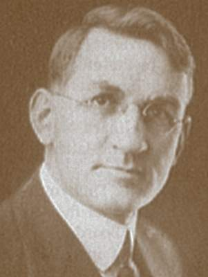 Richard R. Lyman, late Mormon leader