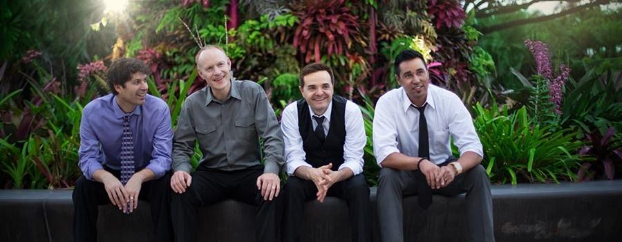 beek guys The piano guys – steven sharp nelson, jon schmidt, al van der beek and paul anderson.