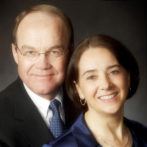 Mormon BYU Professor James Toronto with his wife Diane