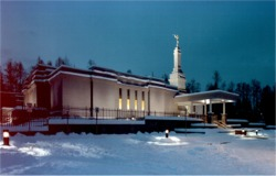 Anchorage Alaska Mormon Temple