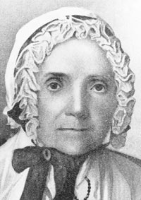 Mormon Lucy Mack Smith was the mother of Prophet Joseph Smith