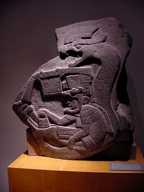 Earliest known representation of a feathered serpent in Mesoamerica