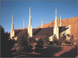 Las Vegas Nevada Temple Mormonism The Mormon Church Beliefs Religion Mormonwiki