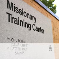 Mormon Missionary Training Center