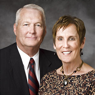 Newly Called Spain Madrid Mission President, Thomas H. and Sharon Shaw