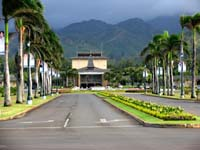 brigham young university hawaii mormonism the mormon church