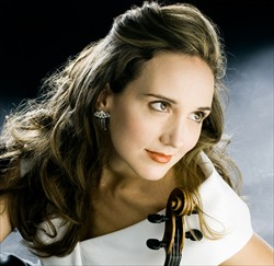 Jenny Oaks Baker is one of America's most accomplished classical violinists. She began playing the violin at age four, and made her solo debut in 1983 when ... - JennyOaksBaker