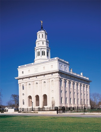 The Nauvoo Illinois Mormon Temple