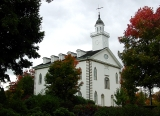 The Kirtland Temple was the first Mormon Temple