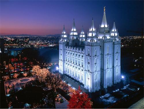 Mormon Temples Mormonism The Mormon Church Beliefs