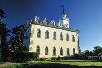 Kirtland Ohio Mormon Temple