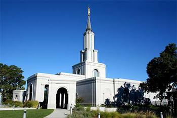 Sacramento California Mormon Temple
