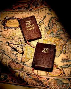 Book of Mormon and Bible