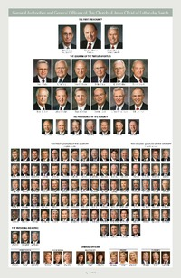 LDS General Authorities and Officers