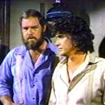 Mormon NFL PLayer Merlin Olsen with Michael Landon