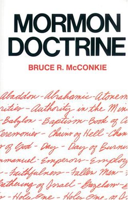 Mormon Doctrine Book