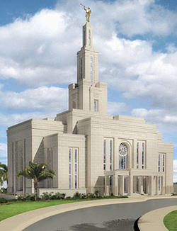 Panama City Panama Mormon Temple