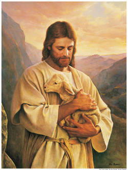 Mormon Jesus Christ the Lamb