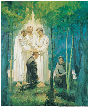 Melchizedek Priesthood - Mormonism, The Mormon Church