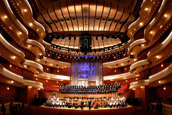 Mormon Orange County Mormon Choral Organization