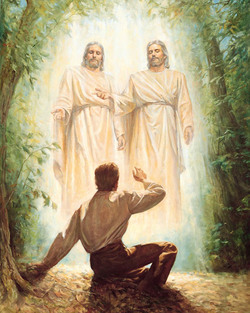Joseph Smith First Vision Mormon Church Theology