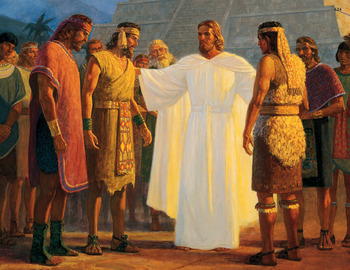 Christ in Book of Mormon