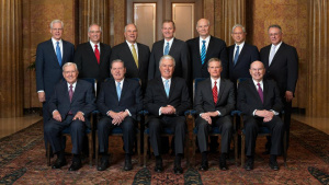 Mormon Leaders Apostles