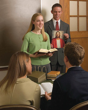 Mormon Sunday School