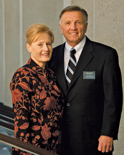 Mormon Senior Couple Missionaries